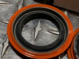 NOS Midas 1984-94 Ford Tempo Merc Topaz Lynx Escort front wheel seals LOT of TEN - $14.95