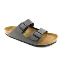 New Birkenstock Size 46 Eur Arizona Bs Vegan Double Strap Sandals Shoes 13 Us - $124.00