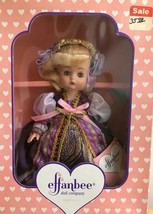 Effanbee 1994 Doll Sleeping Beauty Story Book Series New In The Original... - $17.77