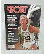 Sport Magazine March 1980 Larry Bird Boston Celtics No Label - $11.30