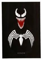 NEW Venom Edge Home Marvel 14x20 Wrapped High Gloss Canvas Art - $39.59
