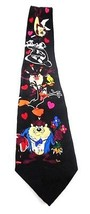 Taz Cupid Pepe Le Pew Taz in Tux Daffy Duck Hearts Silk Love Valentines ... - $7.42