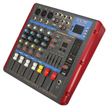 EL M SMR503 4 Channel USB Bluetooth Sound Audio Mixer 48V Power Mixing C... - $216.50