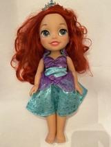 "Disney Princess Doll My First Ariel Large Size 14"" Jakks Toddler Doll Toy - $12.19"
