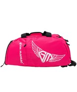 Gym Maniac GM 3-Way Gym Bag - Workout, Sport, Travel, Weekend Overnight ... - $27.90+