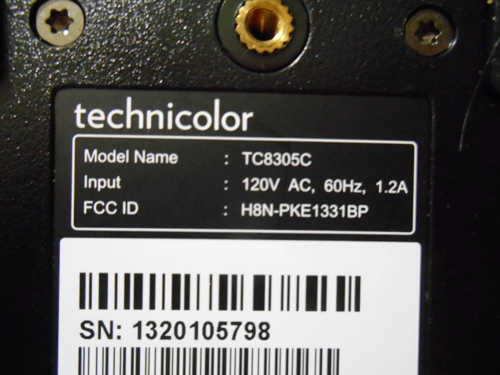 Comcast Xfinity Techniclor TC8305C Wireless and 44 similar items