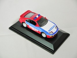Real x 1 72 nissan racing car fairlady z 300zx z32 safety car ble   red 04 thumb200