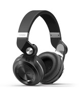 Bluedio T2+ Foldable Over Ear Bluetooth Headphones V4.1 FM TF Card Play ... - $36.99