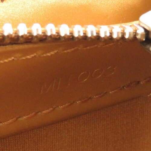 LOUIS VUITTON Fowler Monogram Mat Umbre M55147 Shoulder Bag France Authentic image 11