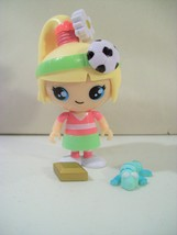 GOAL TIME TRINITY & BEYOND MINI CHARM DOLL FIGURE SERIES ONE BONKERS - $10.73