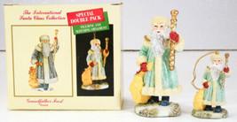 International Santa Claus Collection RUSSIA Figure & Ornament NIB - $19.99