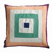 [Sweet Dream] Handmade Unique Grid Decorative Pillowcase 48CM - $21.16