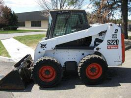 Bobcat S220 Turbo Highflow Skid Steer Loader ALL S\N - Workshop Service Manual - $20.00+