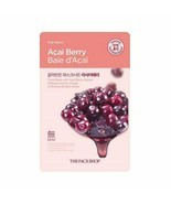 REAL NATURE ACAI BERRY FACE MASK	 - €8,38 EUR