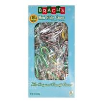 Brach's* 110pc Mini Brite Candy Canes Holiday 16.5oz Box Christmas Exp.9/21 New - $9.99