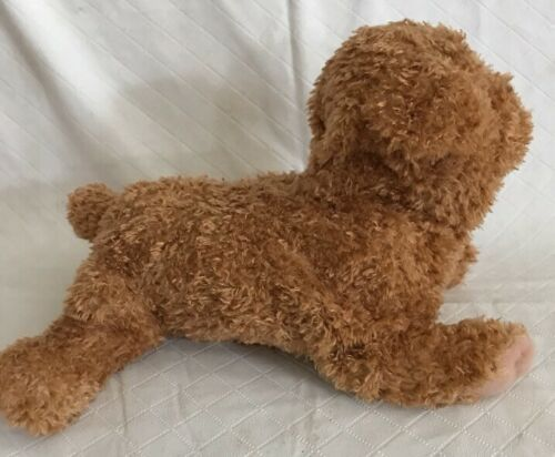 Tiger FURREAL FRIENDS NEWBORN Puppy Golden Retriever INTERACTIVE PET DOG 2003