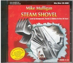 Mike Mulligan and His Steam Shovel [video game] - $27.71
