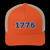 Betsy Ross hat / 1776 hat / betsy Ross Trucker Cap image 5