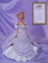 Miss May 1999 Bridal Dreams Outfit fits Barbie Doll Annie's Pattern Booklet - $5.37
