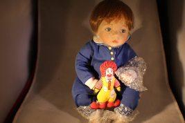 ".""You Deserve a Break Today"" Porcelain Boy Doll - $44.95"