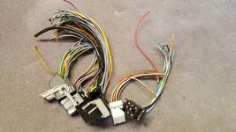 2001 Mercedes C240 Engine Control Module Ecm Computer Car Brain Pigtail Wiring - $20.37