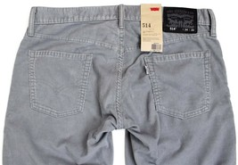NEW LEVI'S STRAUSS 514 MEN'S ORIGINAL SLIM FIT STRAIGHT LEG JEANS PANTS 514-0374