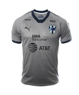 PUMA Monterrey Rayados Alternative Away Jersey 17/18  Men's Size L - $49.49