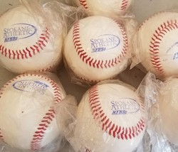 OFFICIAL LITTLE LEAGUE BASEBALLS LOT OF 8 NEW - $47.00