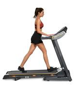 0-14.8 KM/h Speed Folding Treadmill Electric Motorized Jogging Running Machine - $575.98