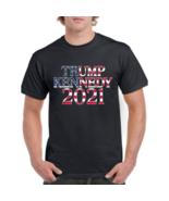 Pro Trump Kennedy Jr 2021 2022 2023 2024 American Flag T-ShirMen's T-Shi... - $13.85+