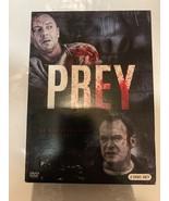 Prey: Season 1 and 2 (DVD 2-Disc Set) John Simm, Philip Glenister NEW - $7.88