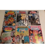 TEEN TITANS 15 BOOKS - FIRST BLACKFIRE, DONNA TROY MARRIAGE - FREE SHIPPING - $32.73