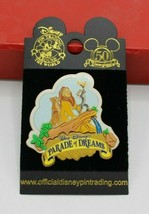 Pin 42267 DLR - Walt Disney's Parade of Dreams - Dream of Adventure - Pride Rock - $18.99