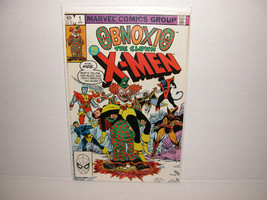 X-MEN AND OBNOXIO #1 SPECIAL - MARVEL COMICS - FREE SHIPPING - $9.50