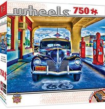 MasterPieces Wheels Collection Kicks on Route 66 Puzzle (750 Piece) - $22.98