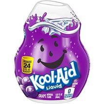 Kool-Aid Grape Liquid Drink Mix, 1.62 Fl Oz