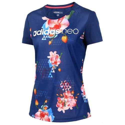 Adidas Women NEO Spring 2017 SD AOP Tees and 50 similar items