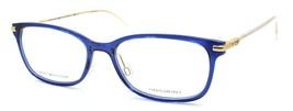 TOMMY HILFIGER TH 1400 R21 Women's Eyeglasses Frames 53-17-140 Blue Crystal - $99.68