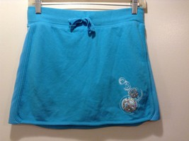 SO Authentic American Heritage Baby Blue Skorts Sz XL 16