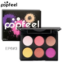 6/25/54Colors Professional Women Eyeshadow Makeup Palette Natural Non-Fa... - $5.99+
