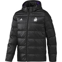 Adidas Real Madrid Down Winter Jacket Black. - $220.00