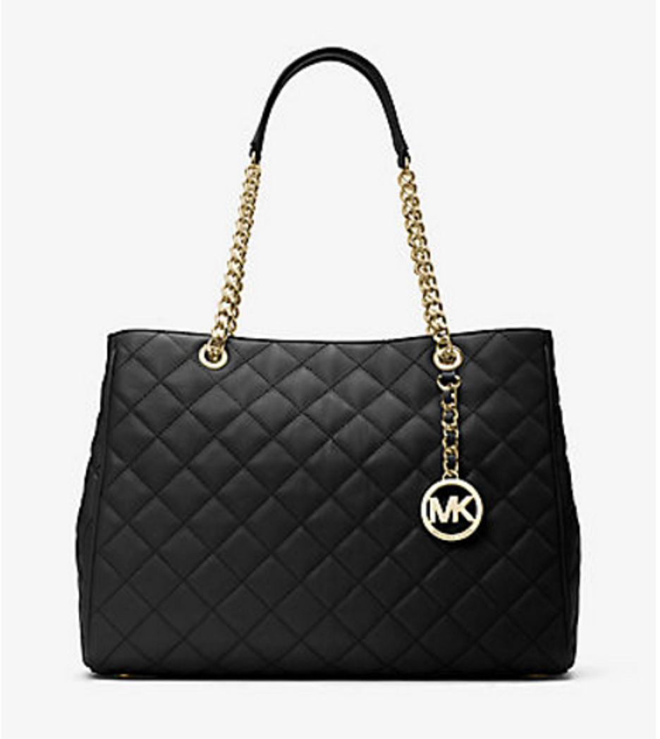 89a750d4f21f Capture. Capture. Previous. NWT Michael Kors Handbag Susannah Large Quilted  Leather Tote, Shoulder Bag $428