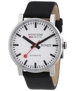 Mondaine Men's A132.30348.11SBB Evo Big Evo Automatic Analog Display Swi... - $428.18