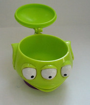 vintage disney on ice toy story green  three ey... - $11.56