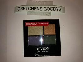 Revlon Colorstay 16 Hour Eye Shadow #503 Flirtatious NEW  Factory Sealed - $9.89