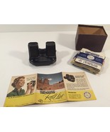 Vintage Sawyer's View-Master With Partial Box and 18 Reels - Bakelite? E... - $39.99