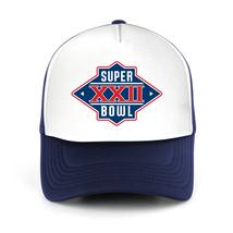 Superbowl 2017 Logo Trucker Hat mesh hat snapba... - $22.99