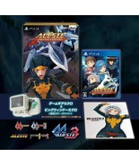 PS4 ALESTE Collection Limited Game Gear Micro White Include Edition Japa... - $243.10