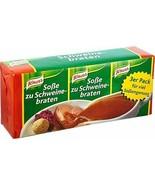 Knorr Schweinebraten Pork Roast  Sauce -3 pack -Made in Germany-FREE US ... - $6.92