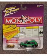 2002 Johnny Lightning Monopoly North Carolina Ave Car New In The Package - $9.99
